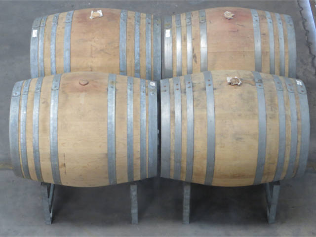 WBR Wine Barrel Rack