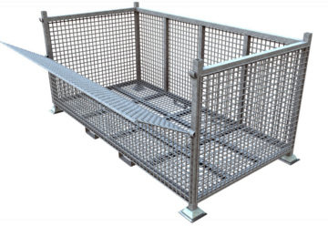 Pallet Cage 2300 HD