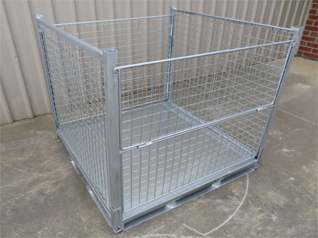 Pallet Cage Collapsible